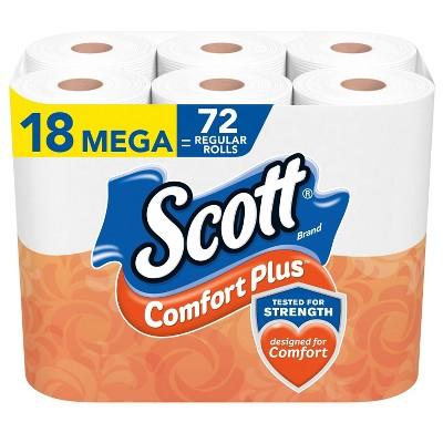 Scott ComfortPlus Toilet Paper