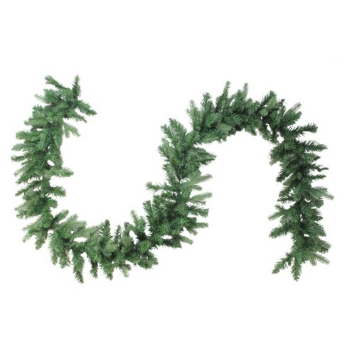 Northlight 9 X 12 Unlit Mixed Coniferous Pine Artificial Christmas Garland