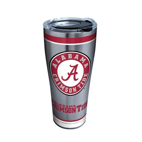 Tervis Alabama Crimson Tide Tradition 30oz Stainless Steel Tumbler with lid - image 1 of 1