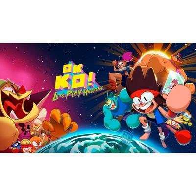 OK K.O.! Let's Play Heroes - Nintendo Switch (Digital)