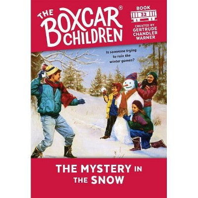 The Mystery in the Snow (The Boxcar Children Mysteries)