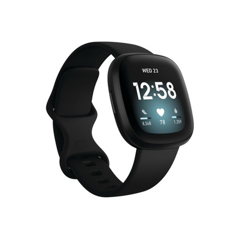 Fitbit Versa 3 Smartwatch - image 1 of 4