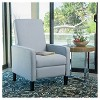 Dalton Fabric Recliner Club Chair - Christopher Knight Home - image 2 of 4