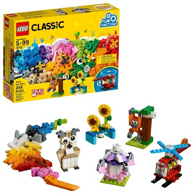 Lego Classic Bricks And Gears 10712 by Lego