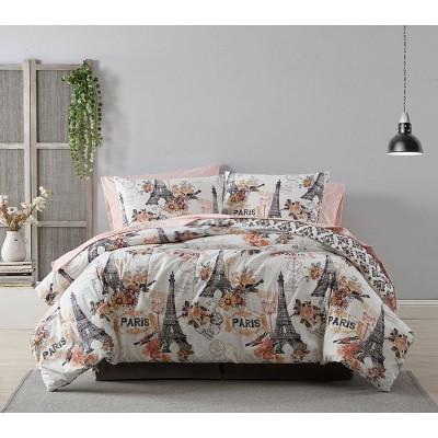 Cherie Comforter Set - Geneva Home Fashion