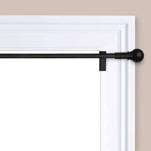 Twisted and Shout Curtain Rod - Room Essentials™ - image 1 of 3