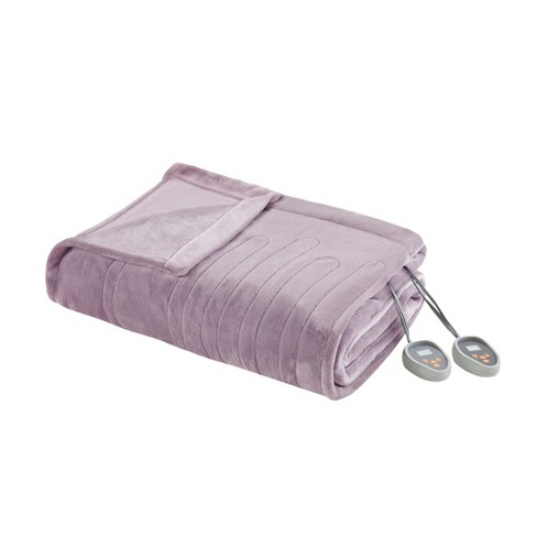 Plush Electric Blanket - image 1 of 6