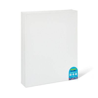 "5pk 16""x20"" Stretched Canvas Set - Mondo Llama™"
