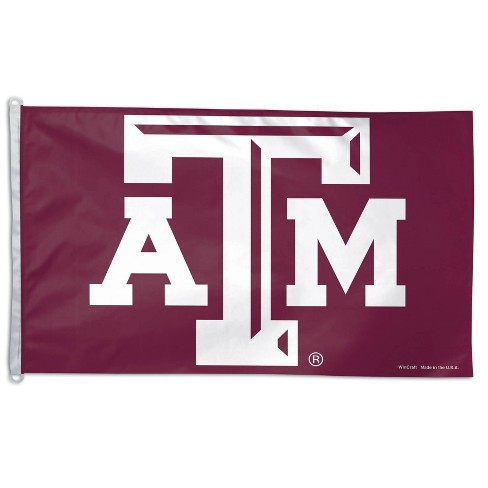 NCAA Texas A&M Aggies 3'x5' Deluxe Flag - image 1 of 1