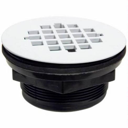 PROFLO PF42941 2'' ABS No-Caulk Shower Drain - image 1 of 1