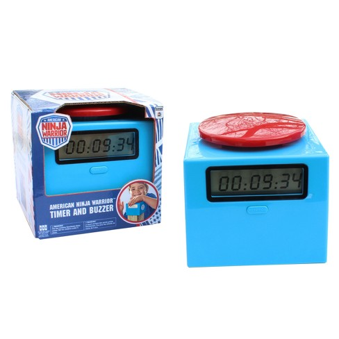 American Ninja Warrior Timer with Buzzer - image 1 of 3