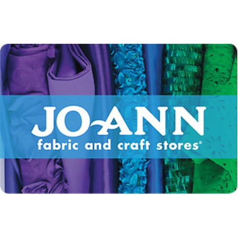 Jo-Anns $25 (Email Delivery) - image 1 of 1