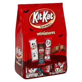 Kit Kat Halloween Miniatures - 36oz