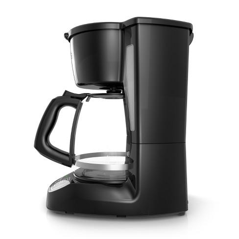 53c3e3d17161 BLACK+DECKER 12 Cup Programmable Coffee Maker - Black CM1100B   Target