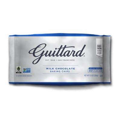 Baking Chips & Chocolate: Guittard Milk Chocolate Baking Chips