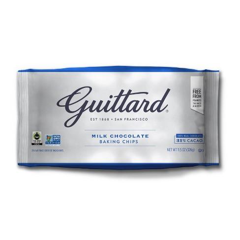 Guittard Milk Chocolate Baking Chip - 11.5oz - image 1 of 3