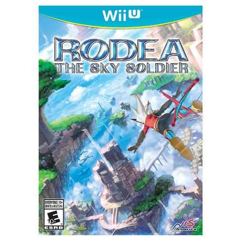 Rodea The Sky Solider PRE-OWNED Nintendo Wii U - image 1 of 1
