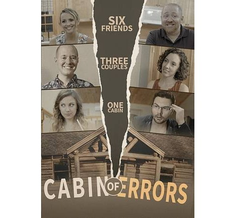 Cabin Of Errors (DVD) - image 1 of 1
