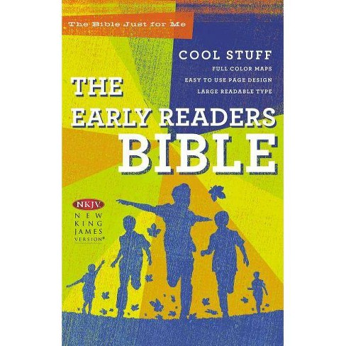 Early Readers Bible-NKJV - by  Thomas Nelson (Hardcover) - image 1 of 1