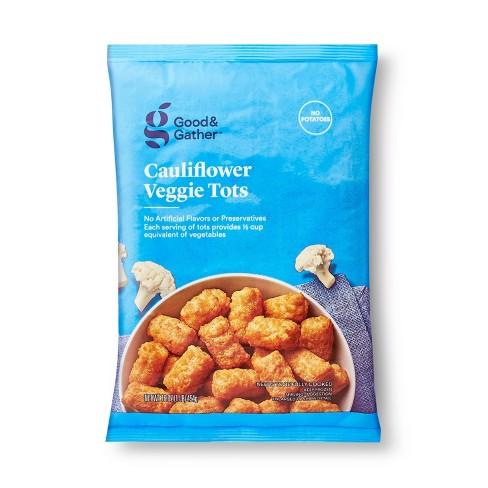 Frozen Cauliflower Veggie Tots - 16oz - Good & Gather™ - image 1 of 3