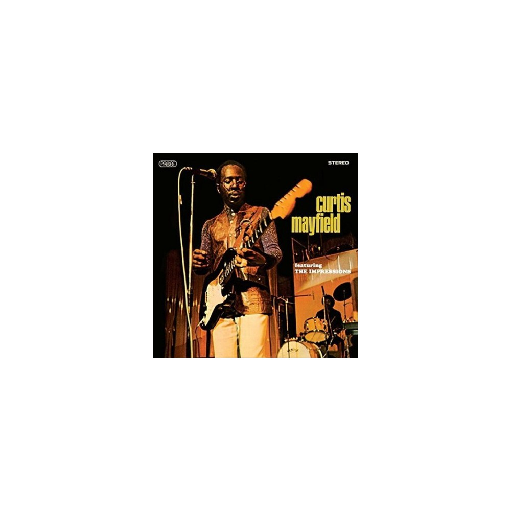 Curtis Mayfield - Curtis Mayfield Featuring The Impress (Vinyl)