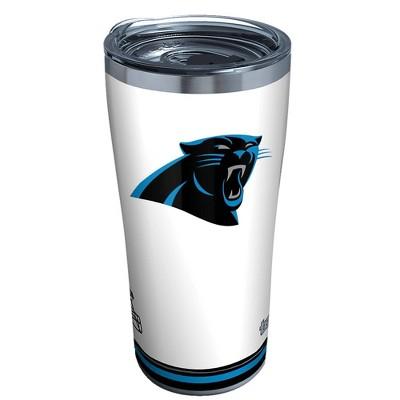 NFL Carolina Panthers 20oz Arctic Stainless Tumbler