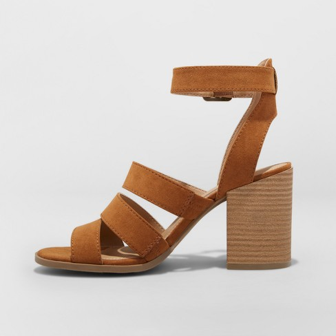 716775f72cf Women s Etta Ankle Strap Sandals - Universal Thread™   Target