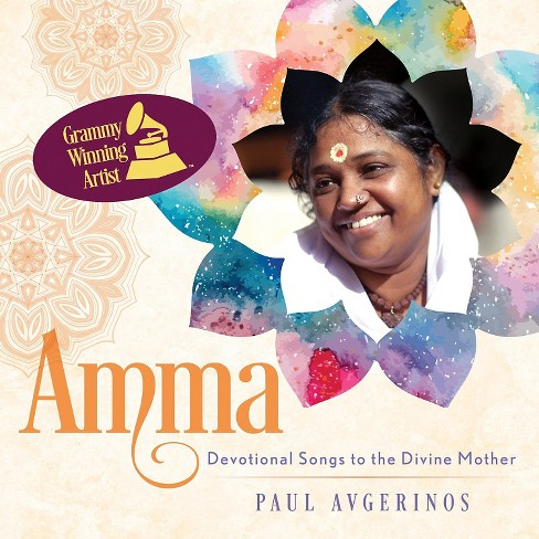 Paul avgerinos - Amma:Devotional songs to the divine m (CD) - image 1 of 1