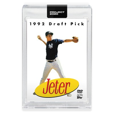 Topps Topps PROJECT 2020 Card 383 - 1993 Derek Jeter by Don C