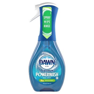 Dawn Platinum Powerwash Dish Spray - Dish Soap - Apple Scent - 16 fl oz