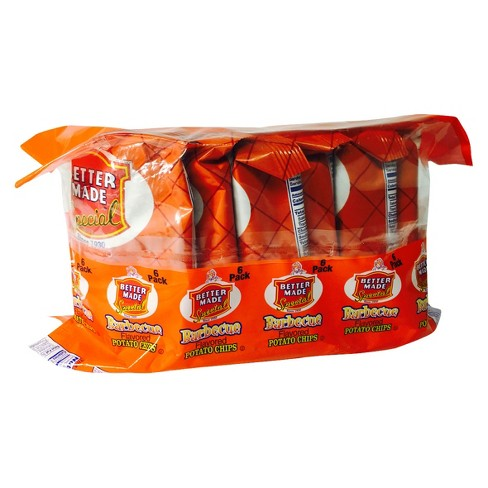 Better Made Special® BBQ Lunch Packs - 6oz - image 1 of 1