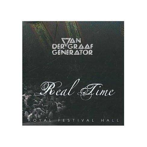 Van Der Graaf Generator - Real Time (CD) - image 1 of 1