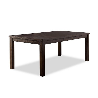 """78"""" Hawthorne Extendable Dining Table Walnut - HOMES: Inside + Out"""