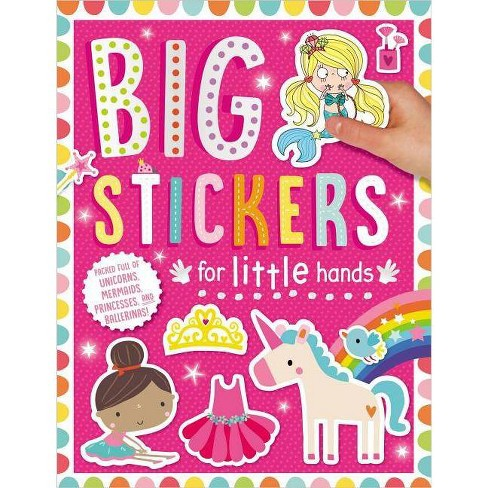 My Unicorns and Mermaids Sticker Book -  by Ltd. Make Believe Ideas (Paperback) - image 1 of 1