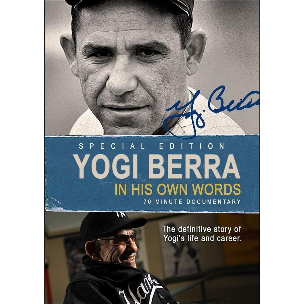 Yogi Berra: In His Own Words (dvd_video)