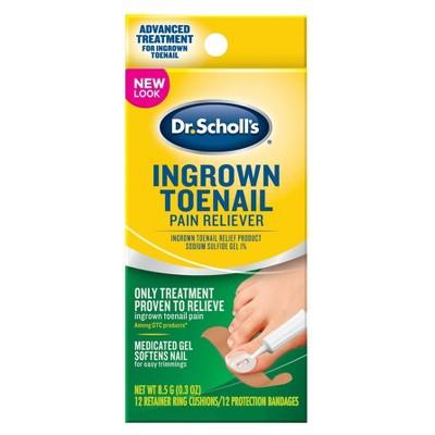 Dr. Scholl's Ingrown Toenail Pain Reliever 8.5g