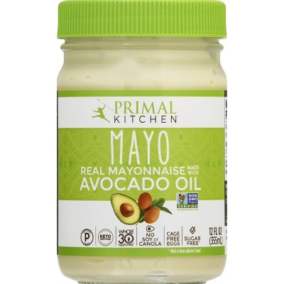 Primal Kitchen Mayo with Avocado Oil - 12 fl oz