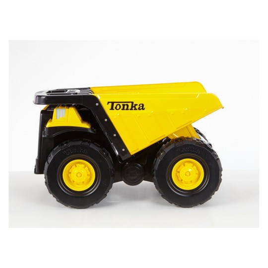 Tonka Steel Toughest Mighty Dump Truck image number null