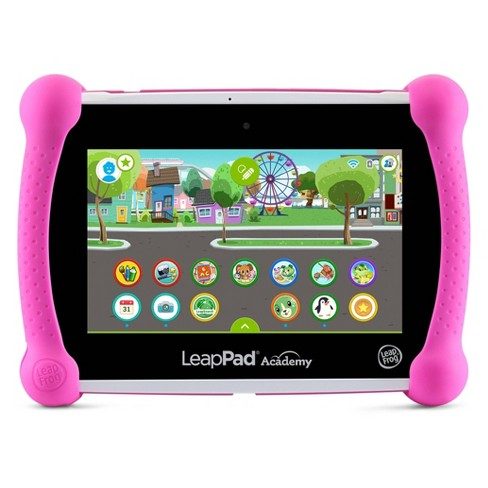 Leapfrog Academy Tablet - Pink - image 1 of 4