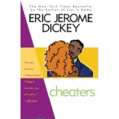 Cheaters - by  Eric Jerome Dickey (Paperback) - image 1 of 1