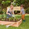 Little Tikes Growing Garden Large Tool Set with Lightweight & Durable Metal Shovel, Rake, Garden Hoe for Kids' - image 4 of 4