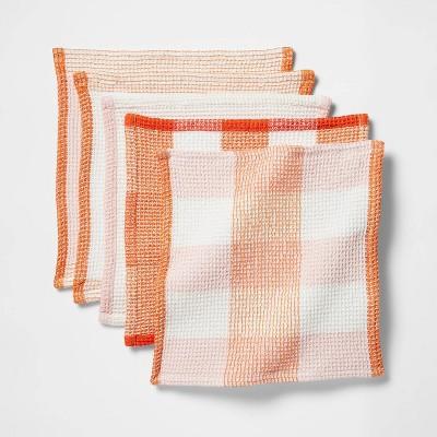 5pk Cotton Dishcloth Set - Opalhouse™