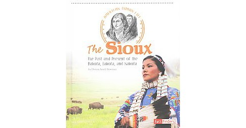 Sioux : The Past and Present of the Dakota, Lakota, and Nakota (Library) (Donna Janell Bowman) - image 1 of 1