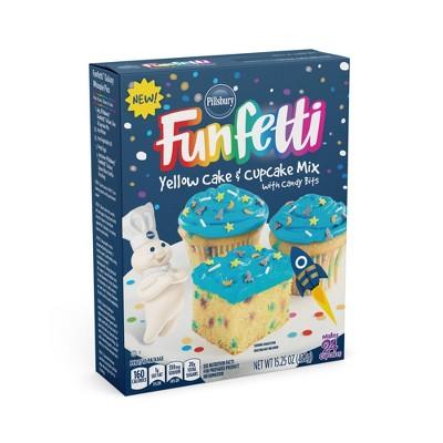 Pillsbury Funfetti Galaxy Cake Mix - 15.25oz