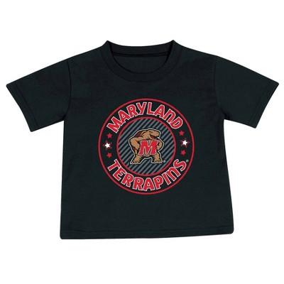 NCAA Maryland Terrapins Toddler Boys' 2pk Short Sleeve T-Shirt
