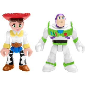 Fisher-Price Imaginext Disney Pixar Toy Story 4 Buzz Lightyear And Jessie