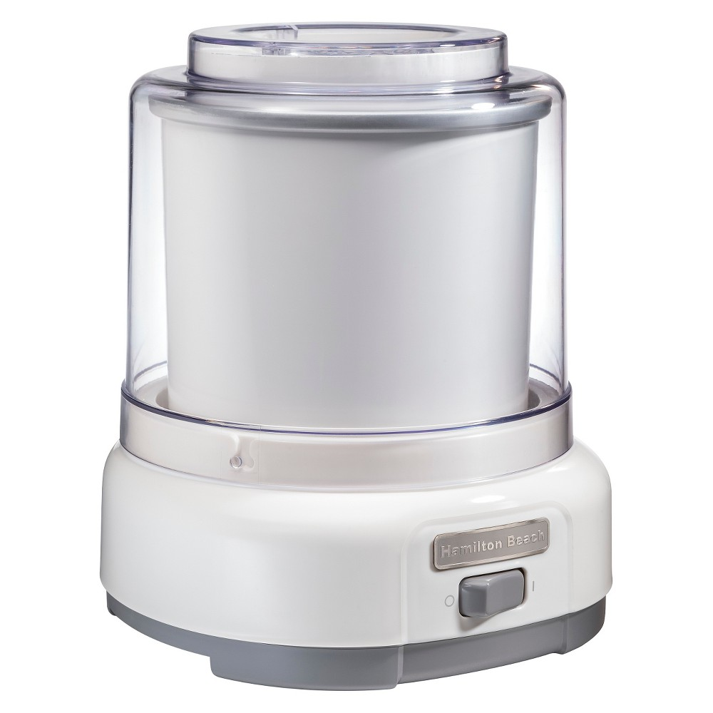 Hamilton Beach 1.5 Qt. Electric Ice Cream Maker – White 68880, Light Off-White 50298653