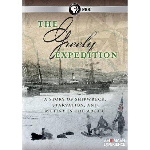 American Experience: The Greely Expedition (DVD) - image 1 of 1