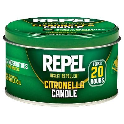 Repel Insect Repellent Citronella Candle 10-oz.