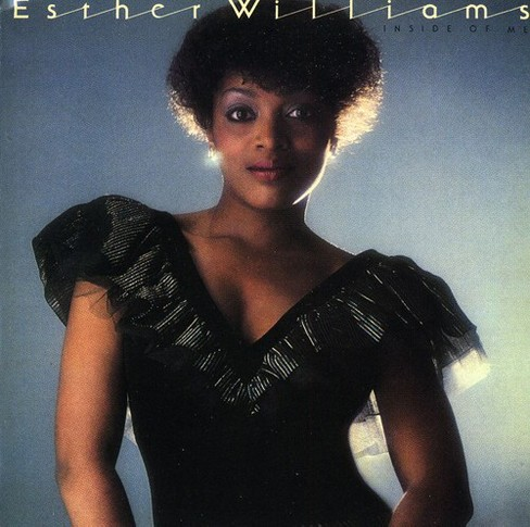Esther Williams - Inside Of Me (CD) - image 1 of 1